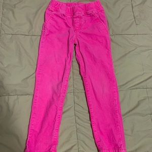 *3 for $20* Carter's HOT Pink Jeans